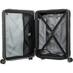 Samsonite Evoa Hardside Suitcase Set of 3 Black 92055, 92054, 92053 with FREE Samsonite Luggage Scale 34042 - 4