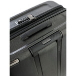 Samsonite Evoa Hardside Suitcase Set of 3 Black 92055, 92054, 92053 with FREE Samsonite Luggage Scale 34042 - 5
