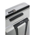 Samsonite Evoa Hardside Suitcase Set of 3 Silver 92055, 92054, 92053 with FREE Samsonite Luggage Scale 34042 - 5