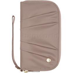 Pacsafe Citysafe CX Anti-Theft Wristlet Wallet Tan 20430