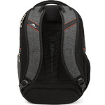 "High Sierra Endeavor Essential 15.4"" Laptop & Tablet Backpack Mercury Heather 03961 with a FREE High Sierra Drink Bottle - 1"