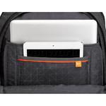 "High Sierra Endeavor 15.4"" Laptop & Tablet Wheel Backpack Mercury Heather 05577 with a FREE High Sierra Drink Bottle - 3"