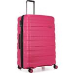 Antler Juno 2 Large 80cm Hardside Suitcase Pink 42215