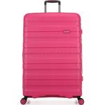 Antler Juno 2 Large 80cm Hardside Suitcase Pink 42215 - 2