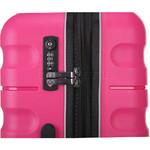 Antler Juno 2 Hardside Suitcase Set of 3 Pink 42215, 42216, 42219 with FREE GO Travel Luggage Scale G2006 - 5