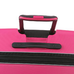 Antler Juno 2 Hardside Suitcase Set of 3 Pink 42215, 42216, 42219 with FREE GO Travel Luggage Scale G2006 - 6