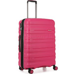 Antler Juno 2 Medium 68cm Hardside Suitcase Pink 42216
