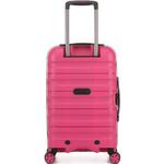 Antler Juno 2 Small/Cabin 56cm Hardside Suitcase Pink 42219 - 1