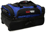 BlackWolf Bladerunner 60+20 Wheel Tote Bag Blue BR60