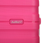 Antler Juno 2 Small/Cabin 56cm Hardside Suitcase Pink 42219 - 6