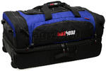 BlackWolf Bladerunner 80+20 Wheel Tote Bag Blue BR80