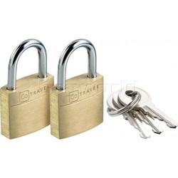GO Travel Case Locks x2 GO171