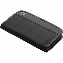 GO Travel Wallet Black GO314