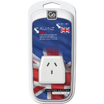 GO Travel Adaptor British Adaptor Plug GO096 - 3