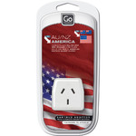 GO Travel Adaptor American Adaptor Plug GO097 - 3