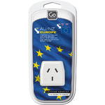 GO Travel Adaptor European Adaptor Plug GO098 - 3