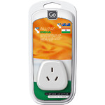 GO Travel Adaptor Indian Adaptor Plug GO240 - 3