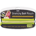 GO Travel Stretchy Belt Pouch Green GO620 - 4