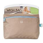 GO Travel Wash Bag Beige GO648 - 3