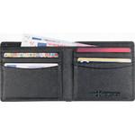 GO Travel RFID Leather Wallet Black GO670 - 1
