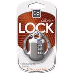 GO Travel Link Lock Grey GO891 - 2