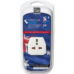 GO Travel Adaptor Visitor Adaptor Plug GO099 - 3