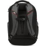 "High Sierra Endeavor Elite 17"" Laptop & Tablet Backpack Mercury Heather 03960 with a FREE High Sierra Drink Bottle - 1"