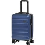 Qantas Melbourne Small/Cabin 55cm Hardside Suitcase Blue 97056