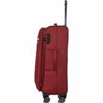 Qantas Charleville Large 81cm Softside Suitcase Red 82081 - 2