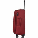 Qantas Charleville Medium 70cm Softside Suitcase Red 82071 - 2