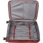 Qantas Charleville Large 81cm Softside Suitcase Red 82081 - 3