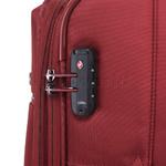 Qantas Charleville Large 81cm Softside Suitcase Red 82081 - 4