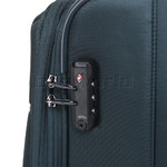 Qantas Charleville Medium 70cm Softside Suitcase Blue 82071 - 4