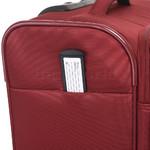 Qantas Charleville Large 81cm Softside Suitcase Red 82081 - 5