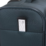 Qantas Charleville Medium 70cm Softside Suitcase Blue 82071 - 5