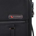 Qantas Charleville Medium 70cm Softside Suitcase Black 82071 - 7