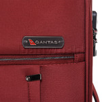 Qantas Charleville Medium 70cm Softside Suitcase Red 82071 - 7