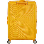 American Tourister Curio Medium 69cm Hardside Suitcase Golden Yellow 86229 - 1