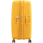 American Tourister Curio Hardside Suitcase Set of 3 Golden Yellow 87999, 86229, 86230 with FREE Samsonite Luggage Scale 34042 - 2