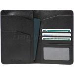 Samsonite Promenade RFID Leather Passport Cover Black 91527 - 2