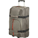 Samsonite Rewind Medium 68cm Wheel Duffle Taupe 75257