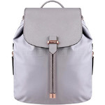 Lipault Plume Avenue Tablet Small Backpack Mineral Grey 90845