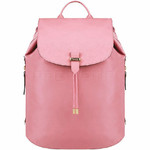 """Lipault Plume Avenue Medium 14.1"""" Laptop & Tablet Backpack Azalea Pink 90846"""