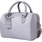 Lipault Plume Avenue Small Bowling Bag Mineral Grey 90847 - 1