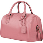 Lipault Plume Avenue Small Bowling Bag Azalea Pink 90847 - 1