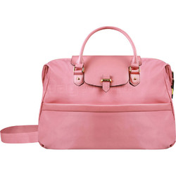 Lipault Plume Avenue Small/Cabin Carry Duffle Bag Azalea Pink 90851