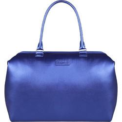 db51761299 Lipault Miss Plume Medium Weekend Bag Exotic Blue 86104