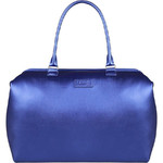 Lipault Miss Plume Medium Weekend Bag Exotic Blue 86104