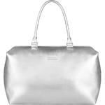 Lipault Miss Plume Medium Weekend Bag Silver 86104