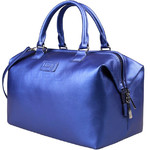Lipault Miss Plume Medium Bowling Bag Exotic Blue 86107 - 2
